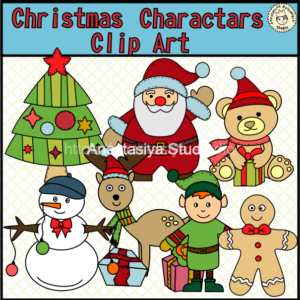 christmas-charactars-clipart-cover1