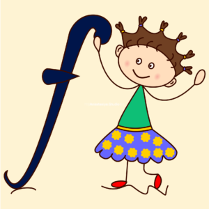 Kids with Music Notes and Symbols Doodle Clipart #2_24