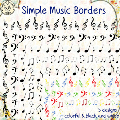 Simple Music Bordes preview