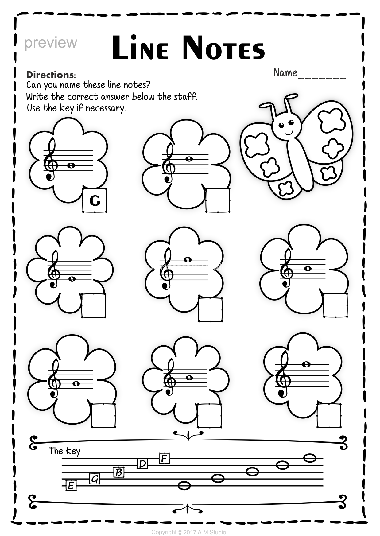 worksheet Note Name Worksheets treble clef note naming worksheets for spring1 anastasiya spring