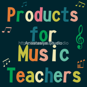 For Music Teachers