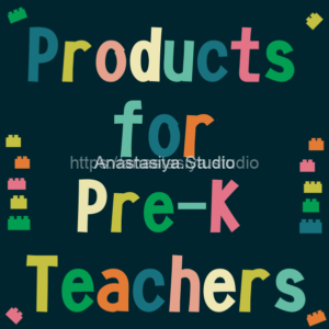 For Pre-K Teachers