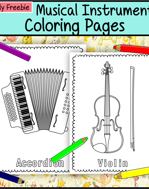 TM_2226] Coloring Pages Of Clarinet Diagram Wiring Diagram | 607x480