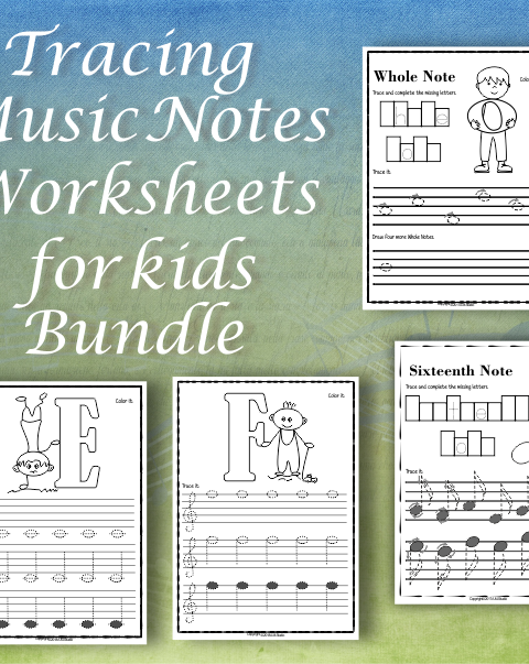 This bundle contains 3 sets of worksheets (69 pages in total):