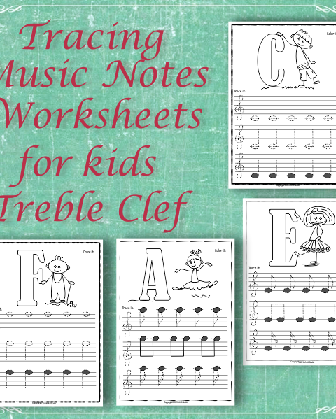 A set of 26 Music worksheets have been created to help your students learn to trace, copy, color and draw notes on the staff {Treble Pitch} {C first – A Second' octaves}.