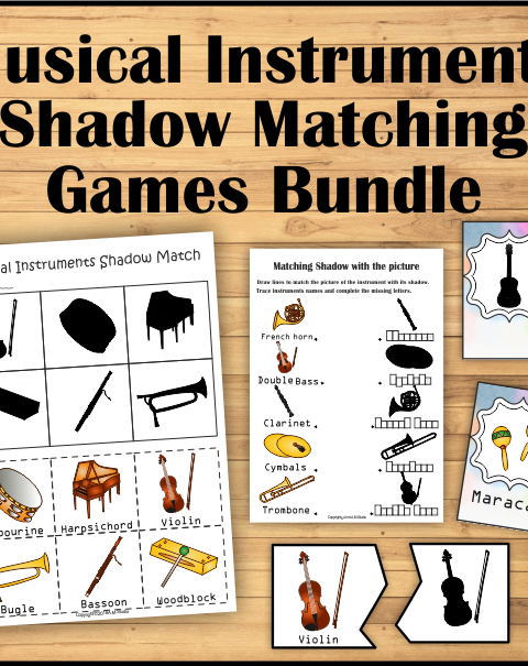 This Bundle includes more than 80 worksheets from 4 sets.